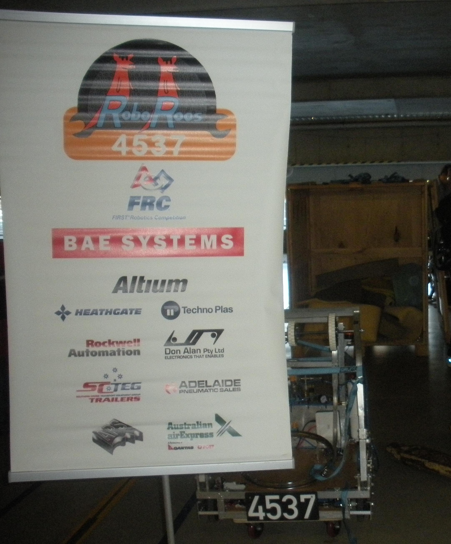 DDU 2014 Sponsorship Banner
